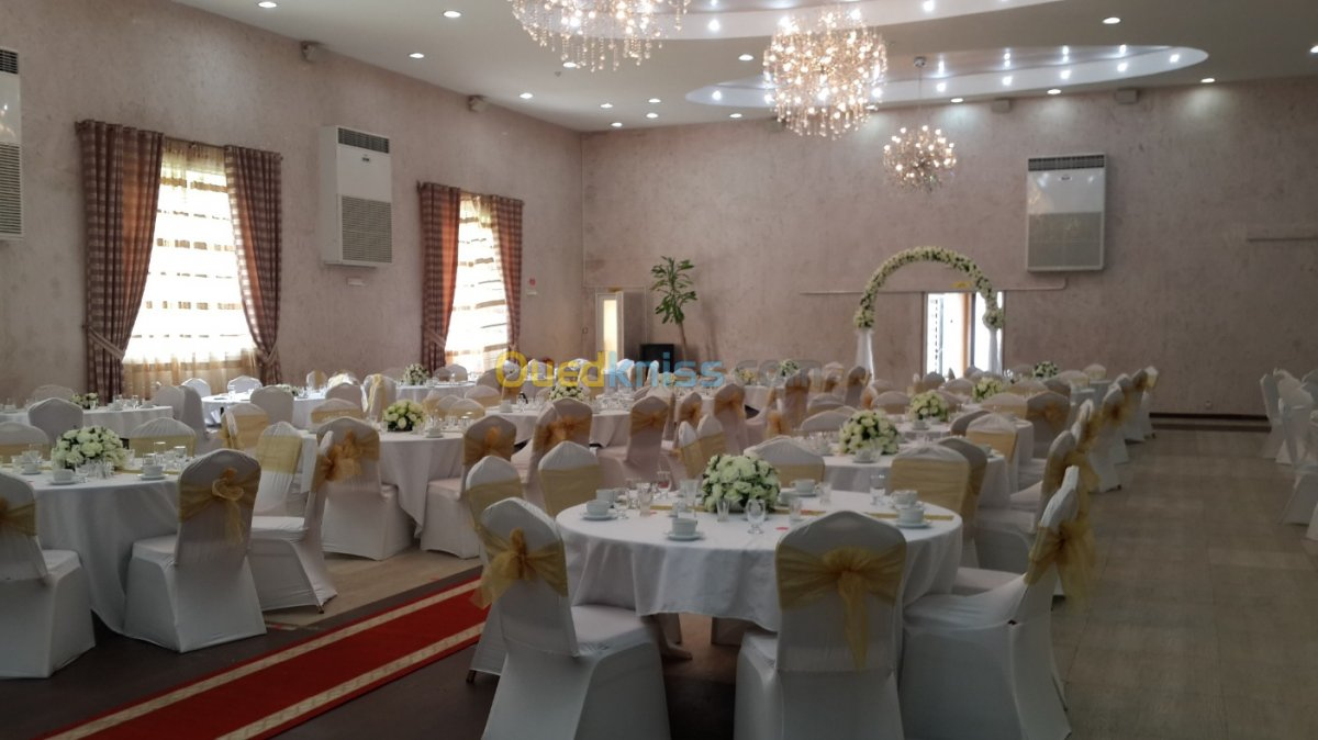 ouedkniss decoration mariage